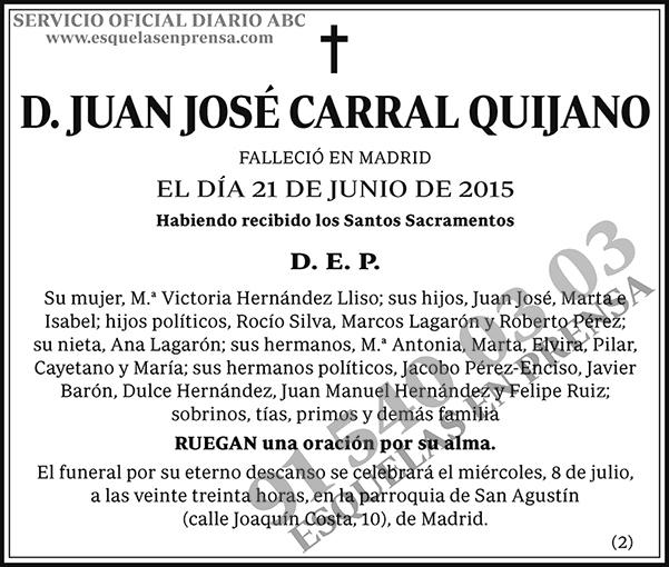 Juan José Carral Quijano